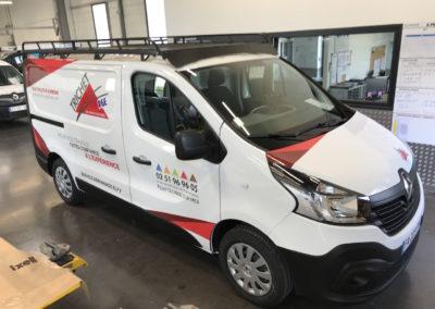 Images & Solutions - Flotte de véhicules